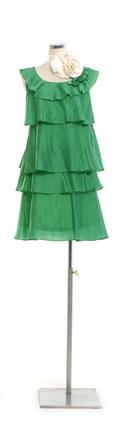 green dress jill