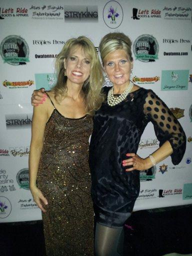 Jill and Marisa