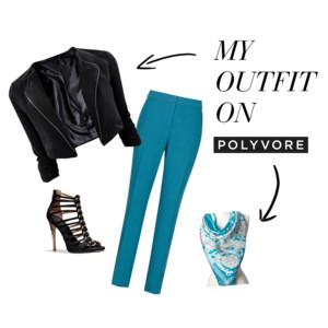 Polyvore set
