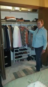 Dott in Closet