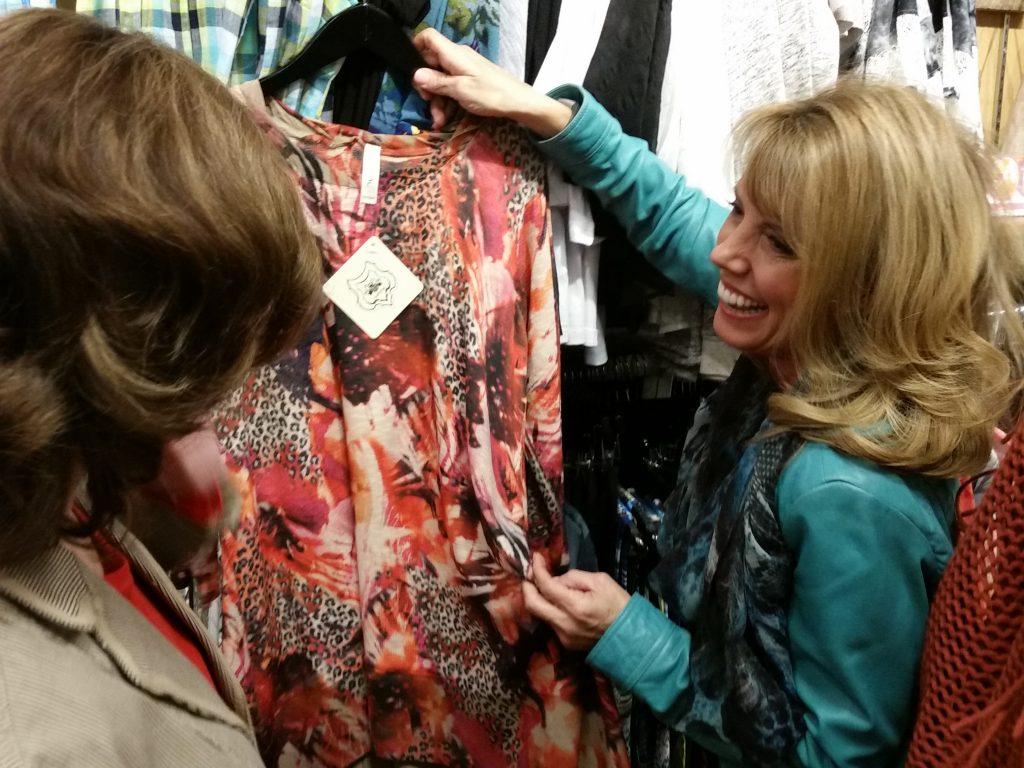personal wardrobe stylist